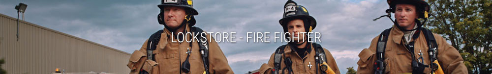 Lock Store FIre VIdeo