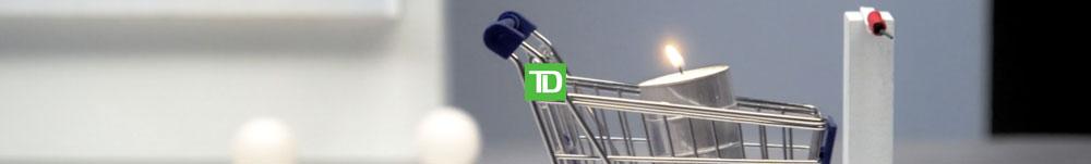 TD Bank Rube Goldberg